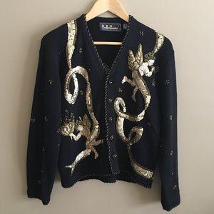 🎄Ugly Christmas Sweater! Sz M